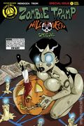 Zombie Tramp Halloween Special (2015) 1NYCC