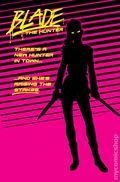 Blade (2015 Marvel) 1A