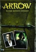 Arrow Oliver Queen's Dossier HC (2016 Titan Books) 1-1ST