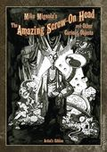 Mike Mignola's The Amazing Srew-On Head and Other Curious Objects HC (2016 IDW/Dark Horse) Artist's Edition 1-1ST