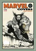Marvel Covers HC (2014 IDW/Marvel) Artist's Edition 2B-1ST