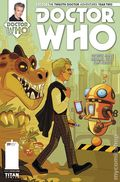 Doctor Who The Twelfth Doctor Year Two (2015) 9D