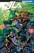 Justice League of America (2015) Annual 1