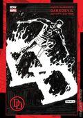Chris Samnee Daredevil HC (2016 IDW/Marvel) Artist's Edition 1-1ST