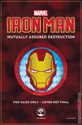 Marvel's Iron Man Mutually Assured Destruction SC (2016 A Joe Books Novel) 1-1ST