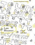 Late Bloomer GN (2016 Retrofit Comics/Big Planet Comics) 1-1ST