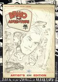 Alex Toth Bravo for Adventure HC (2016 IDW) Artist's Edition 1-1ST