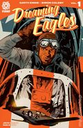 Dreaming Eagles HC (2016 Aftershock) By Garth Ennis 1-1ST