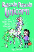 Razzle Dazzle Unicorn HC (2016 Amp Comics) Another Phoebe and Her Unicorn Adventure 1-1ST