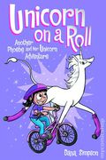 Unicorn on a Roll HC (2016 Amp Comics) Another Phoebe and Her Unicorn Adventure 1-1ST