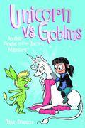 Unicorn vs. Goblins HC (2016 Amp Comics) Another Phoebe and Her Unicorn Adventure 1-1ST