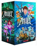 Amulet GN (2008- Scholastic Press) SET#01B