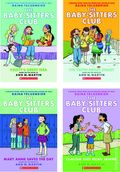 Baby-Sitters Club GN (2015- Scholastic) Full Color Edition SET#1