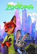 Zootopia Cinestory Comic HC (2016 Joe Books) Disney 1-1ST