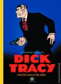 Dick Tracy Colorful Cases of the 1930s HC (2016 Sunday Press Books) 1-1ST