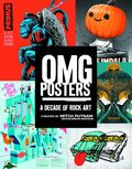 OMG Posters: A Decade of Rock Art HC (2016 Regan Arts) 1-1ST