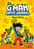 G-Man Super Journal HC (2016 Amp) Heroes Rising 1-1ST