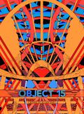 Object 15 HC (2016 Alternative Comics) Works by Kilian Eng 1-1ST