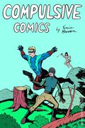 Compulsive Comics HC (2016 Alternative Comics) 1-1ST