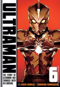 Ultraman GN (2015- Viz Digest) 6-1ST