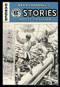 Reed Crandall's EC Stories HC (2017 IDW) Artist's Edition 1-1ST