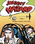 Johnny Hazard Sunday Archives:1944-1946 HC (2017 Hermes Press) Tabloid Edition 1-1ST