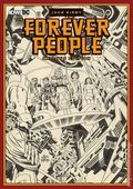 Jack Kirby's The Forever People HC (2017 IDW/DC) Artist's Edition 1-1ST