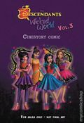 Descendants Wicked World Wish Cinestory Comic GN (2016 Joe Books) Disney 3-1ST