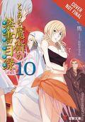A Certain Magical Index SC (2014- Yen Press Novel) 10-1ST