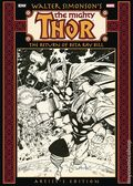 Walter Simonson's The Mighty Thor: The Return of Beta Ray Bill HC (2017 IDW/Marvel) Artist's Edition 1-1ST
