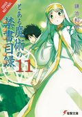 A Certain Magical Index SC (2014- Yen Press Novel) 11-1ST