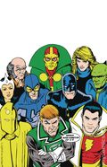 Justice League Omnibus HC (2017 DC) By Keith Giffen and J. M. DeMatteis 1-1ST