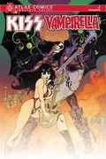 Kiss Vampirella Atlas Comics Sebela Sgn