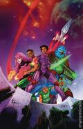 Galaxy for Hire TPB (2017 Devil's Due) 1-1ST