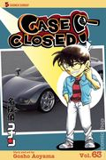 Case Closed TPB (2004- Viz Digest) 63-1ST