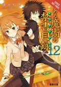A Certain Magical Index SC (2014- Yen Press Novel) 12-1ST
