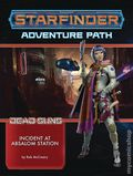 Starfinder Dead Suns Adventure Path SC (2017 Paizo) Role-Playing Game 1-1ST