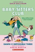 Baby-Sitters Club HC (2015 Scholastic) Full Color Edition 5-1ST