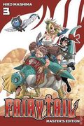 Fairy Tail TPB (2015 Kodansha) Master's Edition 4-1ST