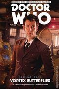 Doctor Who Facing Fate HC (2017- Titan Comics) The Tenth Doctor Adventures Year Three 2-1ST