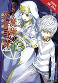 A Certain Magical Index SC (2014- Yen Press Novel) 13-1ST