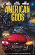 American Gods HC (2018 Dark Horse) Graphic Novel 1-1ST