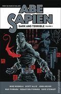 Abe Sapien Dark and Terrible HC (2017 Dark Horse) 2-1ST