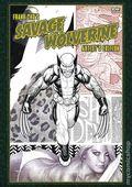 Frank Cho Savage Wolverine HC (2017 IDW) Artist's Edition 1-1ST