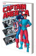 Adventures of Captain America TPB (2018 Marvel) 1-1ST