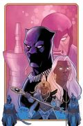 Black Panther (2017 6th Series) 170A