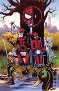 Spider-Man Deadpool (2016) 29