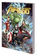 Avengers Mighty Origins TPB (2018 Marvel) 1-1ST