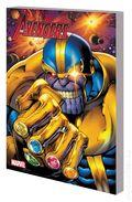 Avengers vs. Thanos TPB (2018 A Marvel Digest) 1-1ST