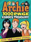 Archie 1000 Page Comics Treasury TPB (2018 Digest) 1-1ST